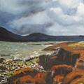 Scottish Lowlands by Keith Bagg