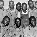 Scottsboro Boys In Jefferson County by Everett