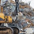 Scrap Metal by Jim West