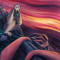 Scream by Masoud Farshchi