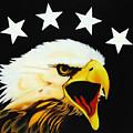 Screaming Eagle by Barbara Jorgensen