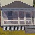 Screened Porch - Art By Bill Tomsa by Bill Tomsa