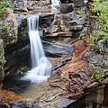 Screw Auger Falls - Maine  by Erin Paul Donovan