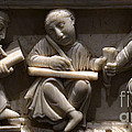 Scribes, 10th Century by Science Source