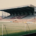 Scunthorpe United - Old Showground - East Stand 2 - 1970s by Legendary Football Grounds