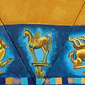 Scythian Gold 5 by Aliza Souleyeva-Alexander