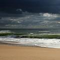 Sea And Sky - Jersey Shore by Angie Tirado