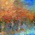 Sea And Sky by Don Zawadiwsky