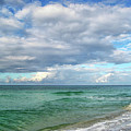 Sea And Sky - Florida by Sandy Keeton