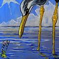 Sea Birds by W Gilroy