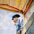 Sea Captain by Wendy Hill
