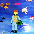Sea Diver by Sandi Stonebraker