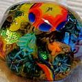 Sea Flower Tidepool 1 by Melissa Nobert