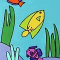 Sea Frolic by Sean Brushingham