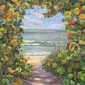Sea Grape Heart by Carol McArdle