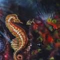 Sea Horses by Arun Sivaprasad