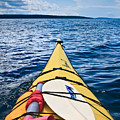 Sea Kayaking by Steve Gadomski