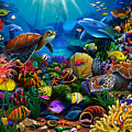 Sea Of Beauty by MGL Meiklejohn Graphics Licensing