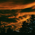 Sea Of Clouds by Erik Anderson
