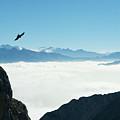 sea of clouds on Pilatus by Jirawat Cheepsumol