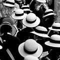 Sea Of Hats by Sheila Smart Fine Art Photography