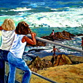 Sea Point Summer by Michael Durst