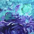 Sea Purple by Nicki La Rosa