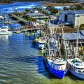 Sea Ray Of Savannah  by Reid Callaway
