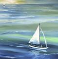Sea Row by Vera Persiyanova