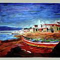 Sea Scape by Johnee Fullerton