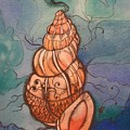 Sea Shell by Theodora Dimitrijevic