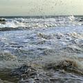 Sea Spray by Veron Miller