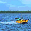 Sea Tow To The Rescue by Susan Molnar