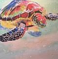Sea Turtle by Luke Glasscock