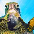Sea Turtle by Michael Lee