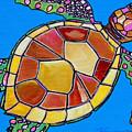 Sea Turtle by Patti Schermerhorn
