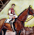 Seabiscuit  by Dave Olsen