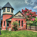 Seaboard Railroad Station Suffolk Va No.1 by Greg Hager