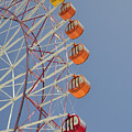 Seacle Ferris Wheel by Andy Smy