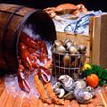 Seafood Fresh by Vance Fox