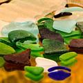 Seaglass Reflections by Mary Koenig Godfrey