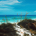 Seagrove Beach Florida by Racquel Morgan