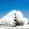 Seaham Storm by Thom Jones