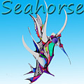 Seahorse by Jean Habeck