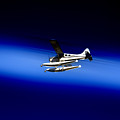 Seaing Airways Flying Over North Head by Miroslava Jurcik