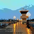 Seal Beach Evening  by FlyingFish Foto