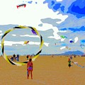 Seal Beach Kite Festival by FlyingFish Foto