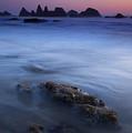Seal Rock Glow by Mike  Dawson
