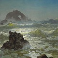 Seal_rock,_california by Celestial Images