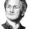 Sean Penn by Murphy Elliott